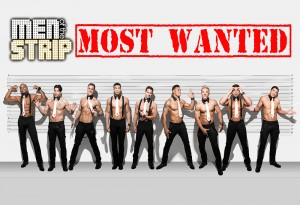MOST_WANTED Men Of Strip