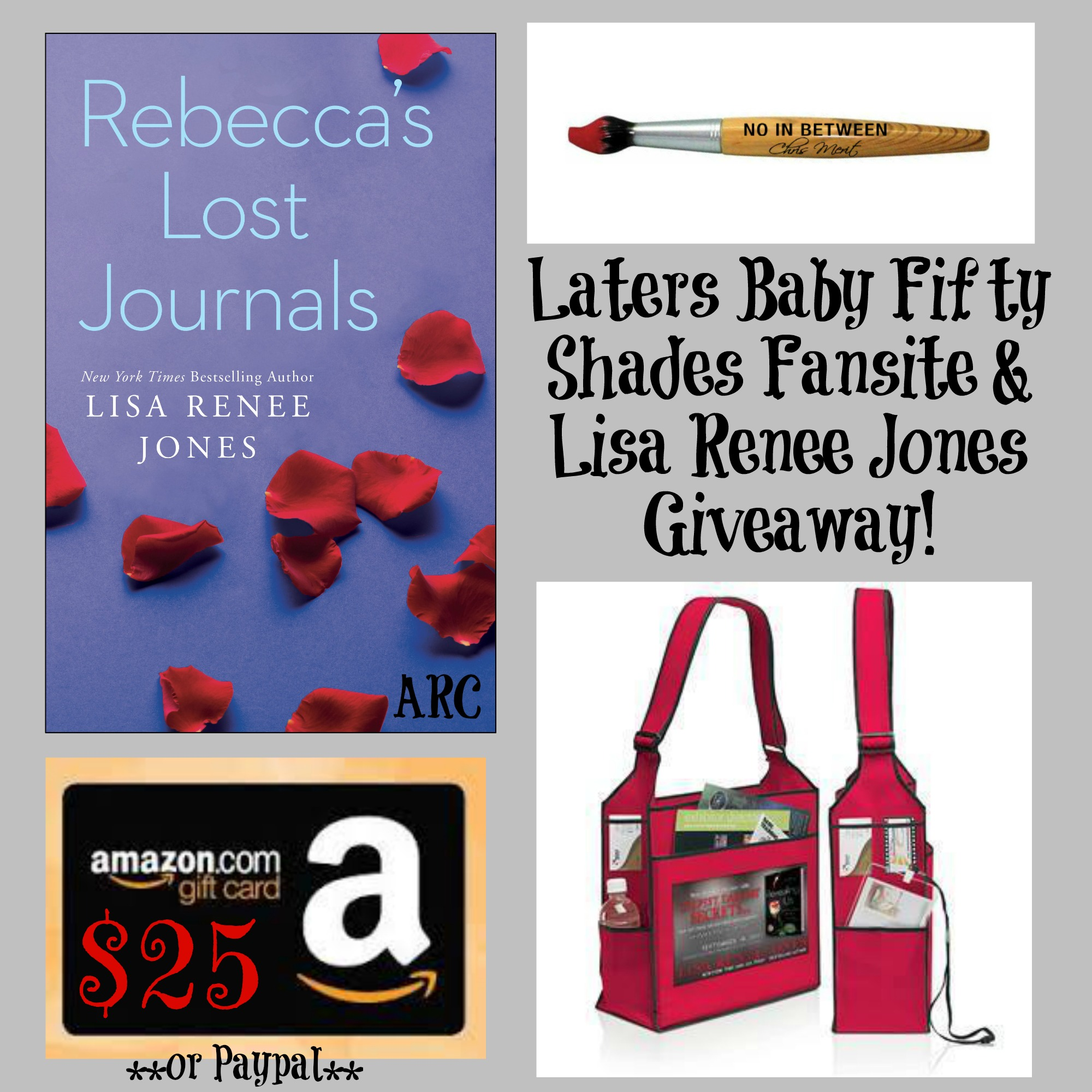 Laters Baby & LRJ Giveaway